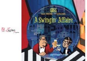 Greg & the FatBones Diretti da Max Pirone A Swingin' Affaire Album