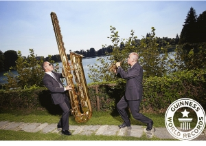 "Fiumicino, al museo del Sax ""The giant is back!"""